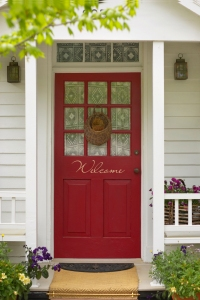 G.red-front-door.-grey-house