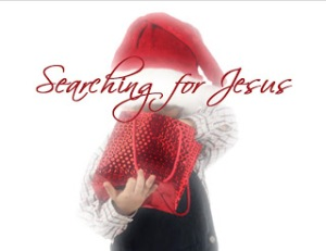 Searching for Jesus art