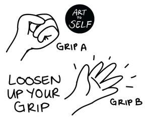 Loosen-up-your-grip
